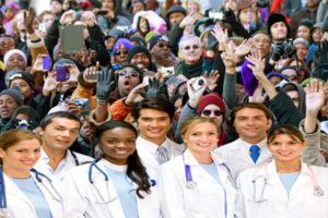 Trump Offers Med Students Golden Opportunity as Seat-Fillers for Inauguration
