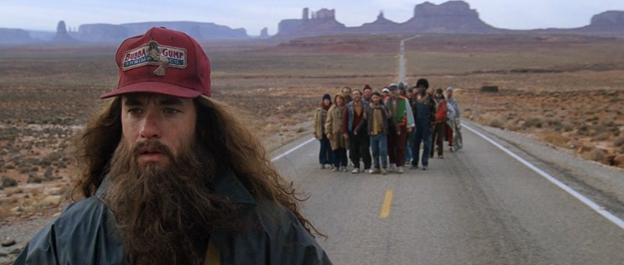 Forrest Gump Still in Rhabdo 30 Years After Epic Cross-Country Run