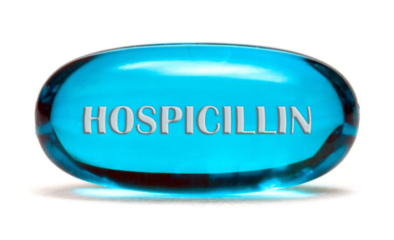 FDA Approves Hospicillin for Use in Patients Who are Full Code