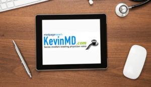 Computer Glitch Causes KevinMD to Post Only Uplifting Articles about Medicine