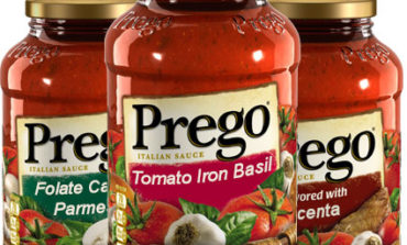 Prego Announces New Line of Pasta Sauces to Celebrate the Miracle of Birth