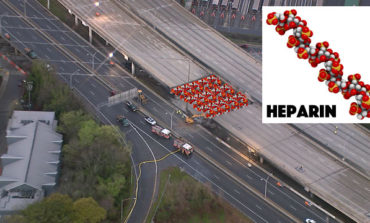 Atlanta Uses Heparin Bridge for Collapsed, Subtherapeutic Part of I-85