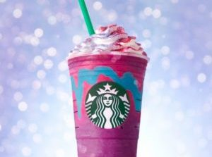 Starbucks' Unicorn Frappuccino is a Colorful & Fun Way to Get Diabetes