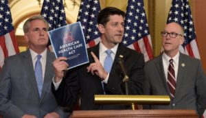 Nation's Doctors Experiencing Intractable Nausea & Vomiting Due to House-Passed Health Care Bill