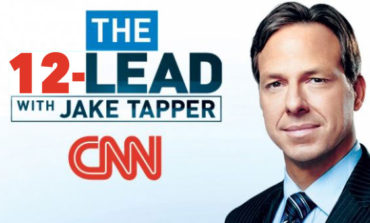 "To Capture More Cardiology Viewers, Jake Tapper Renames Show to ""The 12-Lead"""