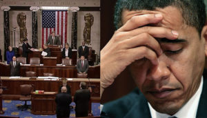 Oh No! The house just repealed Obama's Care, now Barack Obama Doesn't Have Health Insurance