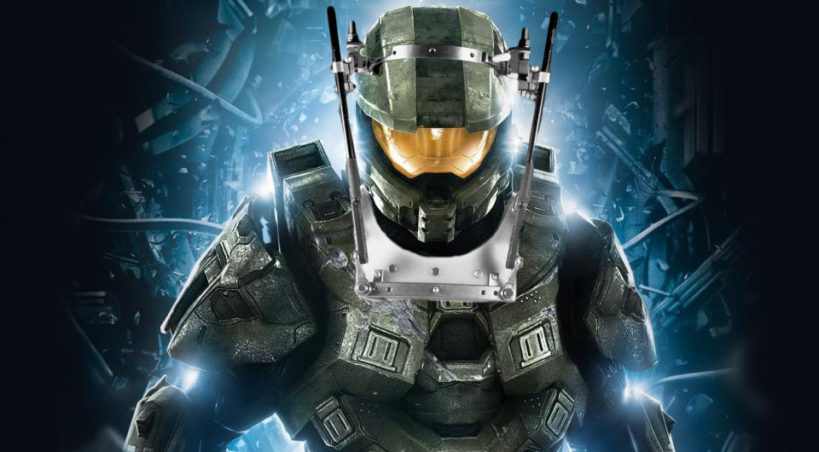 Breaking: Halo's Master Chief Placed in Halo to Immobilize C-Spine