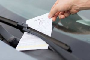 4th Year Medical Student Unsure if He Should Mention His Parking Ticket on ERAS