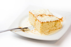 Tres Leches Cake Gives Lactose-Intolerant Patient Tres Diarreas