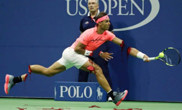 Nadal Calls Medical Timeout After Limbs Fall Off During Epic Rally