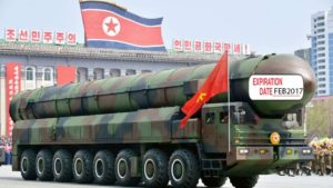 North Korea Frantically Getting Rid of Expired Missiles Prior to Upcoming Joint Commission Inspection