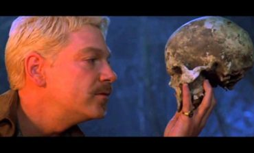 Hamlet Prepares for Head & Neck Exam in Gross Anatomy Later This Week