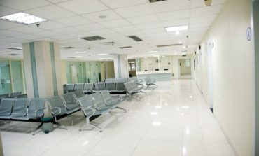 Emergency Physician's Eyes Well Up at Sight of Empty Waiting Room