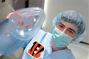 Medical Professions as NFL Teams