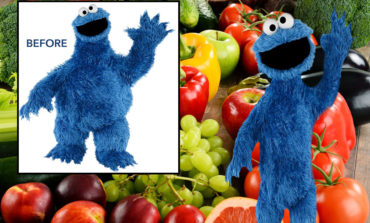 Looking Hot! Cookie Monster Shows Off New Sexy Bod After Trading in Cookies for Fruits & Veggies