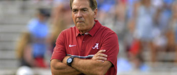 Nick Saban Hoping Triamcinolone Cream Works Better for His Healthy Scratches