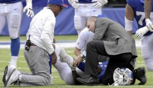 Embarrassing: Team Doctor Rushes Onto Field Without His Stethoscope Again