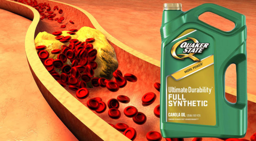Product Review: Quaker State Ultimate Durability Full Synthetic Canola Oil