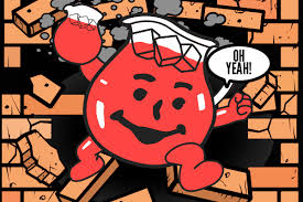 Breaking: Kool-Aid Man Admitted With Severe Fluid Retention