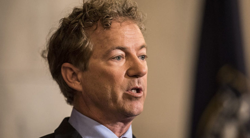 Anesthesia Blamed for Rand Paul Attack