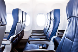 Passenger Wants Epidural Before Squeezing Into Middle Economy Seat
