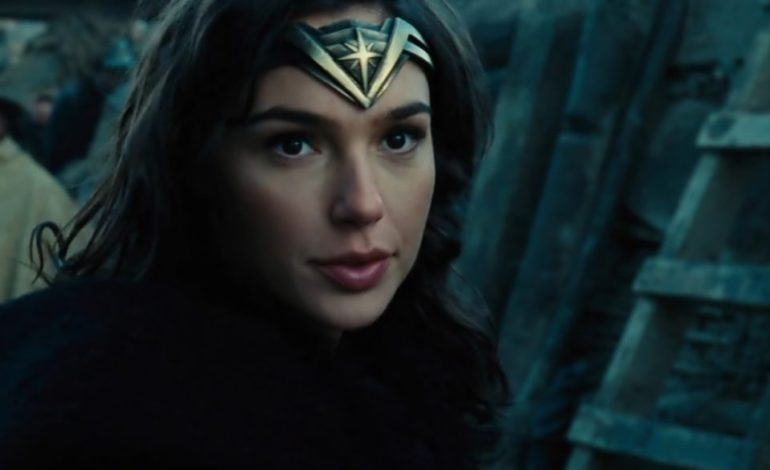 Wonder Woman Throws Boomerang Tiara, Knocks Call Light Out of Evildoer Patient's Hand