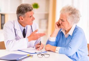 Doctors become obsessed when elderly lady doesn't obsess about her bowels