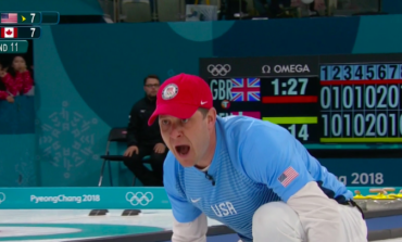 PyeongChang Tragedy: Team USA Curler Blows Out Both ACLs, MCLs, Hips, Spleen
