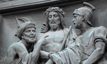 Judas Blames Betrayal of Jesus on Anesthesia
