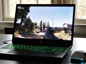 HP Pavilion Gaming Laptop (2018) review: Plays harder than its price     - CNET