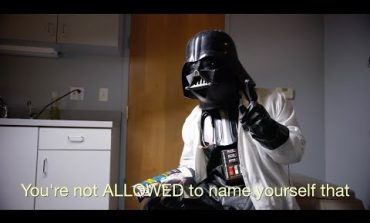 Doc Vader on Funny Patient Names | ZDoggMD.com