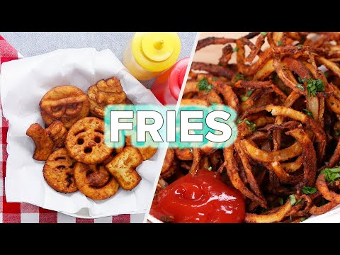 7 Fries That Will Make You Lick Your Fingers • Tasty