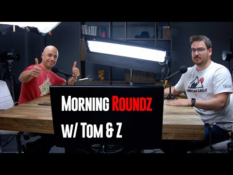 Morning Roundz w/Tom & Z: Ep. 9 | ZDoggMD.com