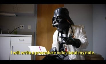 Doc Vader on Writing Notes