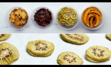 Oven-Dried Fruit For An Easy On-The-Go Snack • Tasty