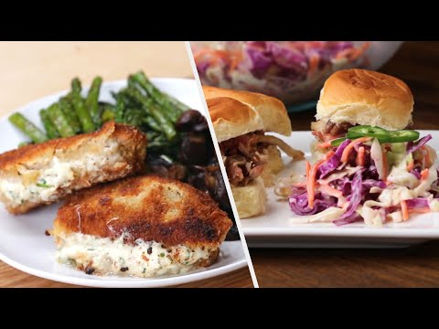 8 Delicious Recipes For Pork Lovers •Tasty
