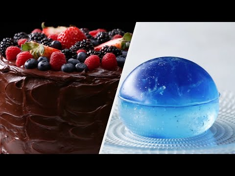 5 Cakes Almost Too Pretty To Eat • Tasty