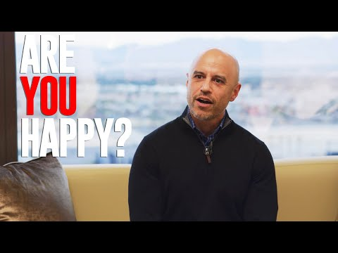 The Question That Changed My Life: Are You Happy?