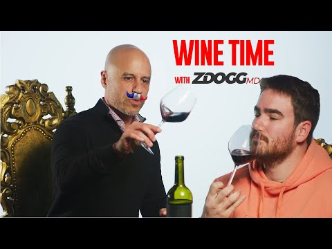How To Choose And Appreciate Red Wine | A Doctor Teaches A Muggle