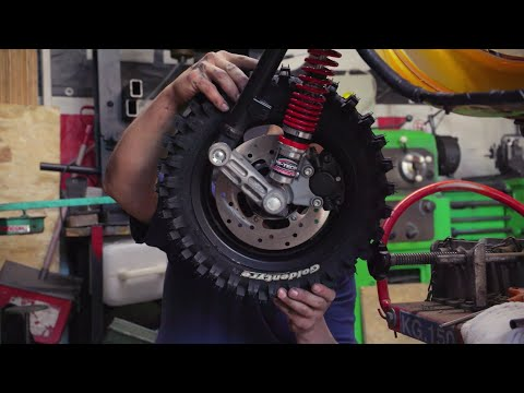 Scooters on Steroids! Building Vespa Motocross Racers in Italy—Throttle Out Preview Ep. 14