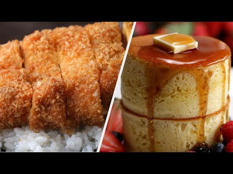5 Recipes That Will Take You Straight To Japan • Tasty