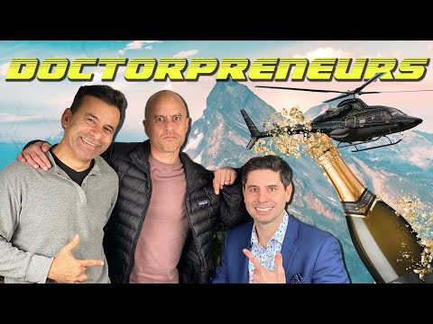 Empowering Doctorpreneurs, With Chris Jones | Two Doctors React To Hospital Venture Investing