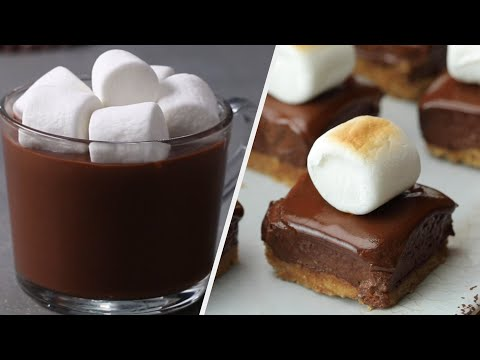 Delicious And Unique Hot Chocolate Recipes •Tasty