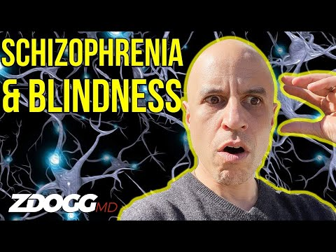 People Born Blind Don't Get Schizophrenia...WHY? | A Doctor Reacts