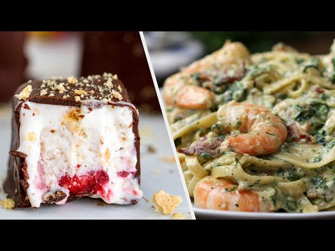 5 Recipes Perfect For Your Valentine's Date • Tasty