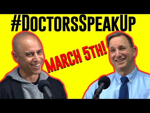 #DoctorsSpeakUp About Vaccines (w/Dr. Todd Wolynn)