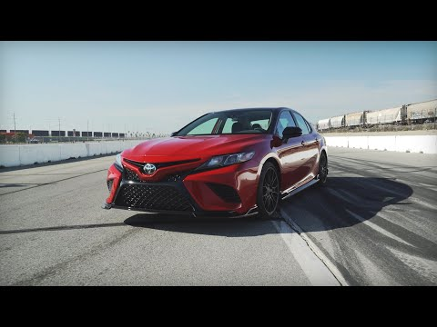 A Performance Camry—2020 Toyota Camry TRD First Test