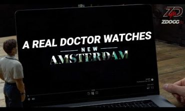"""A Real Doctor Watches """"New Amsterdam"""" 