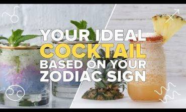 Your Ideal Cocktail Based on Zodiac Sign