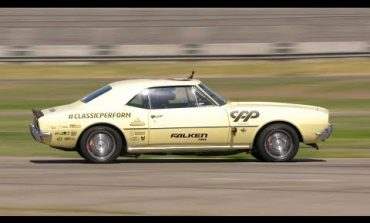 Super Chevy Muscle Car Challenge   Classic Performance Products 1967 Camaro